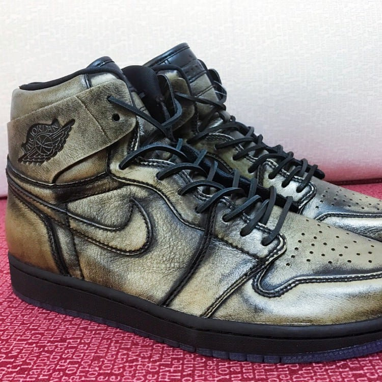 "Just how many Pair of the Air Jordan 1 ""Wings"" are there?"