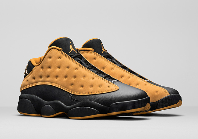 "Official Images: Air Jordan 13 Low ""Chutney"""