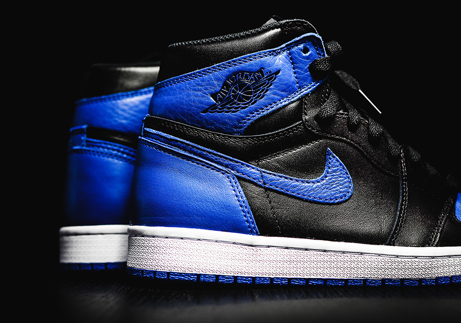 "RISE NY Raffle off Air Jordan 1 ""Royal"" to Benefit Flint, MI"
