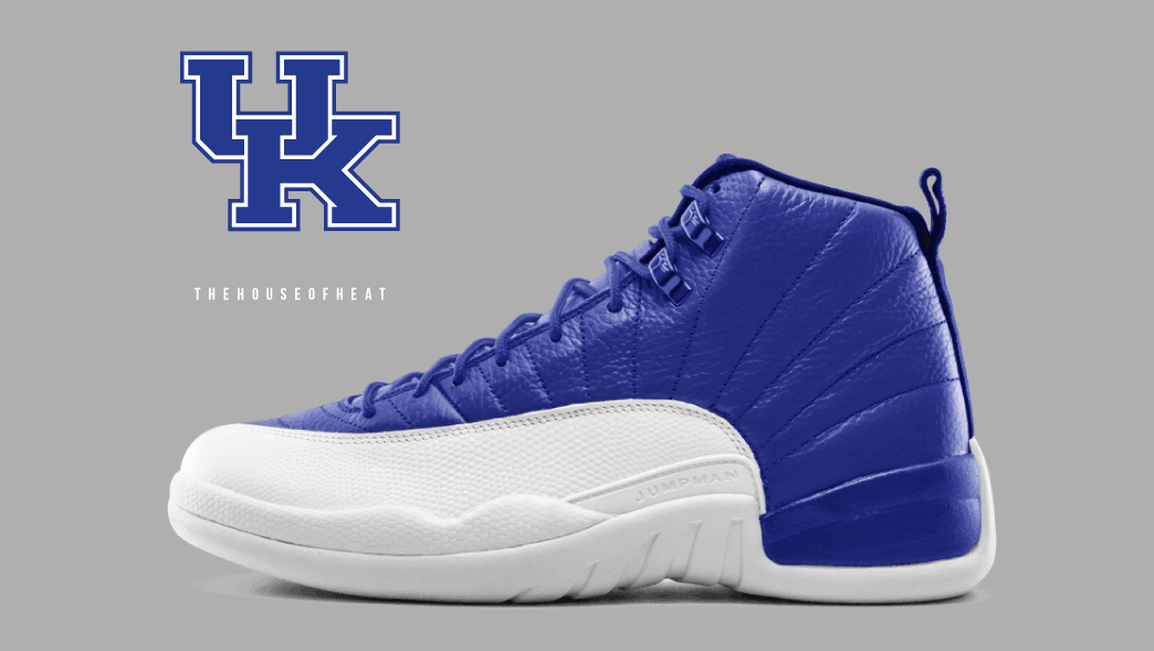 "The Daily Concept – Air Jordan 12 ""Kentucky"""