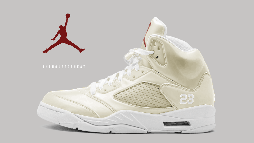 "The Daily Concept – Air Jordan 5 ""Cheesecake"""
