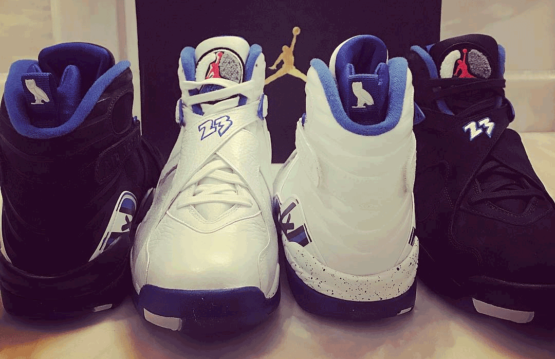"Is an OVO AJ8 ""Calipari Pack"" set to release this year?"
