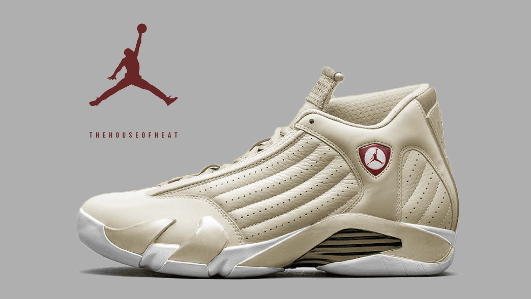 "The Daily Concept – Air Jordan 14 ""Cheesecake"""