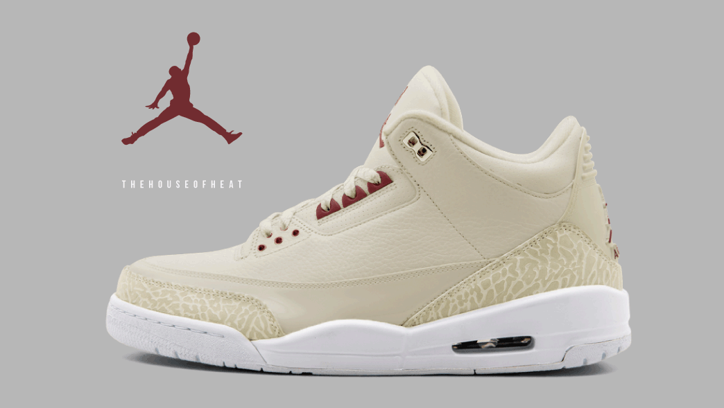 "The Daily Concept – Air Jordan 3 ""Cheesecake"""