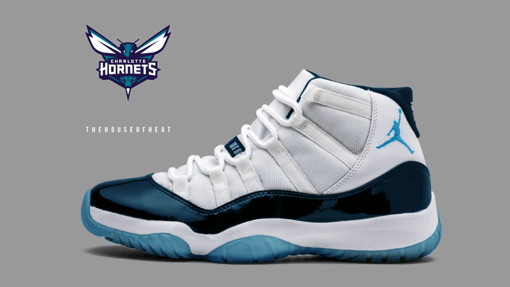 "Is an Air Jordan 11 ""Hornets"" on the way?"