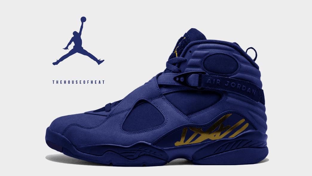 "The Daily Concept – Air Jordan 8 ""Royal"""