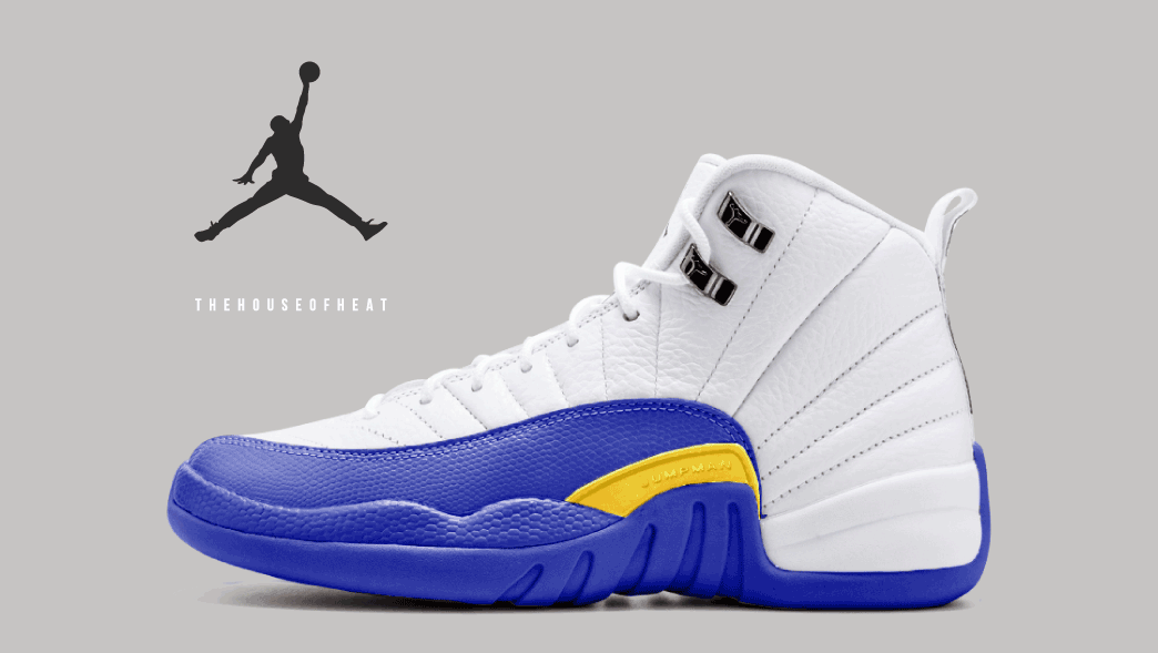 "The Daily Concept – Air Jordan 12 ""Laney"""