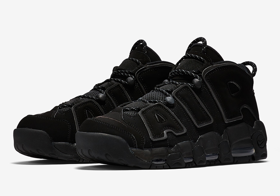 Triple Black More Uptempos are on the way