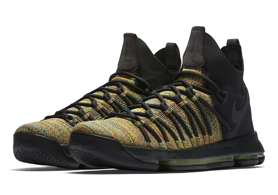 meet 1286b 0faaf A Flyknit favorite colorway makes it's way to the KD9 ...