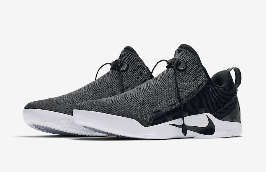 The NXT Kobe A.D. comes in Black and White