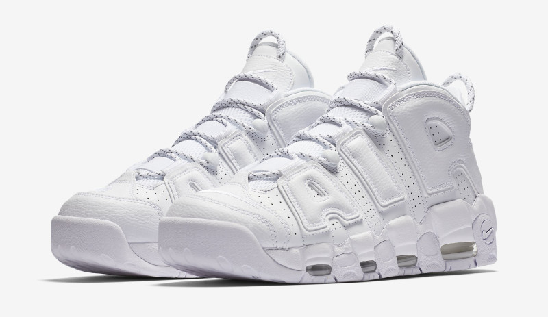 Two Triple White Uptempos are releasing in May