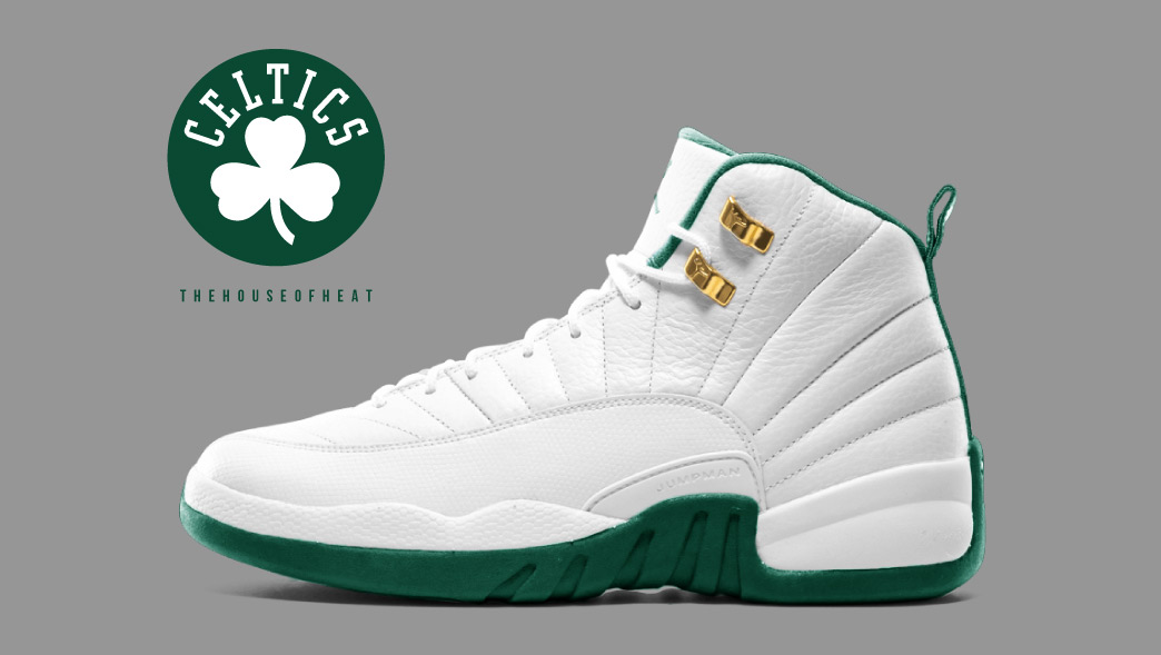 "The Daily Concept – Air Jordan 12 ""Celtics"""