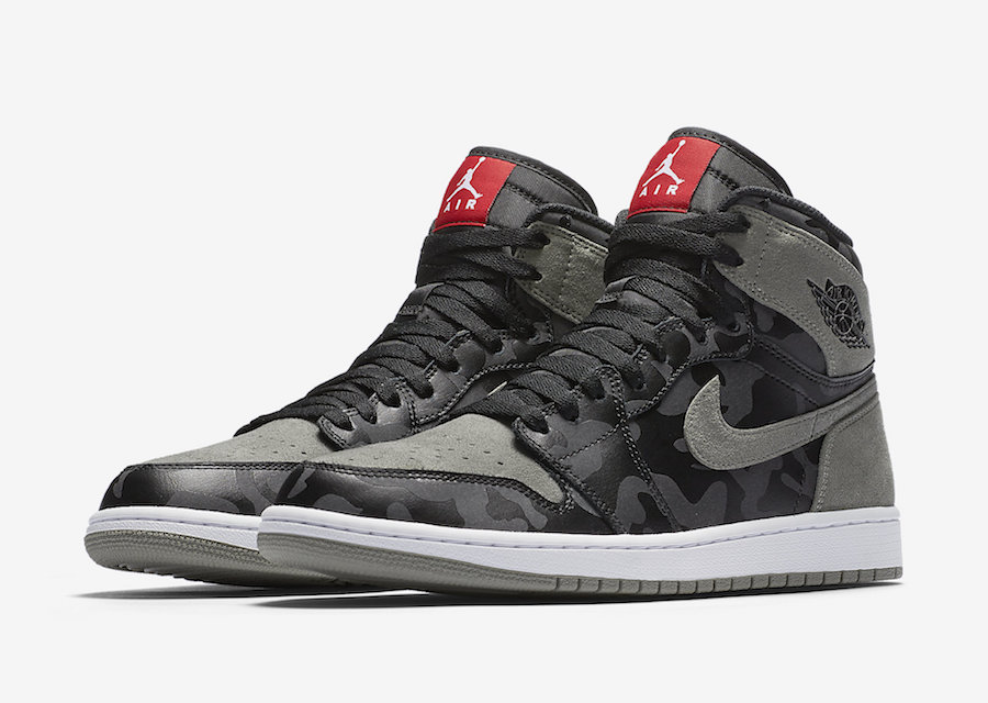"A Jordan 1 ""Camo"" Pack is on the way"