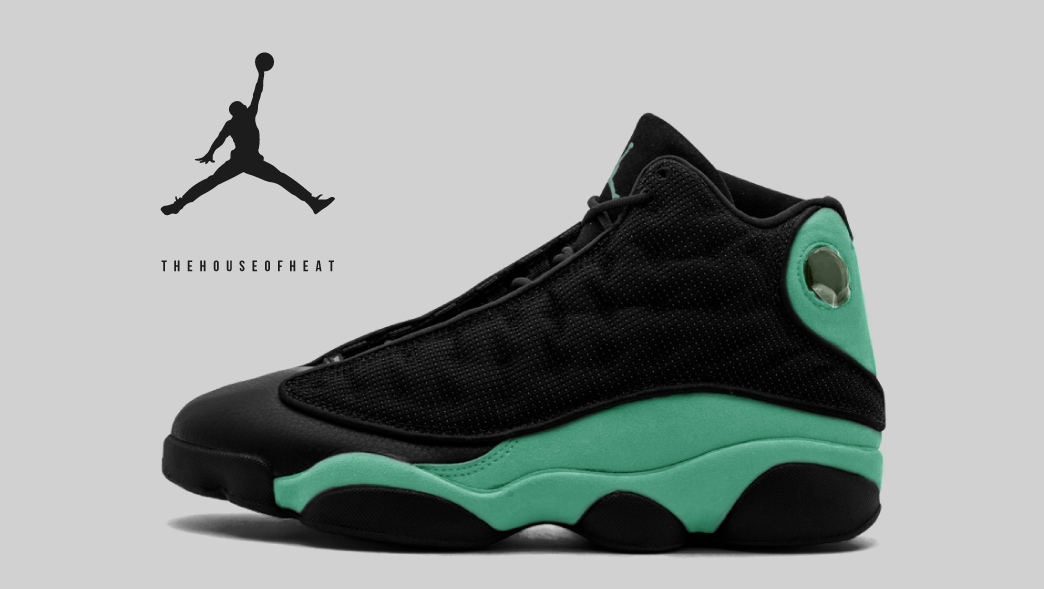 "The Daily Concept – Air Jordan 13 ""Mint"""