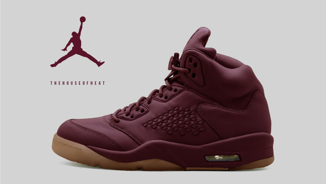 "The Daily Concept – Air Jordan 5 PRM ""PB & J"""