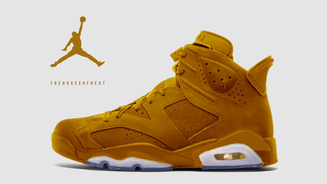 "The Daily Concept – Air Jordan 6 ""Wheat"""