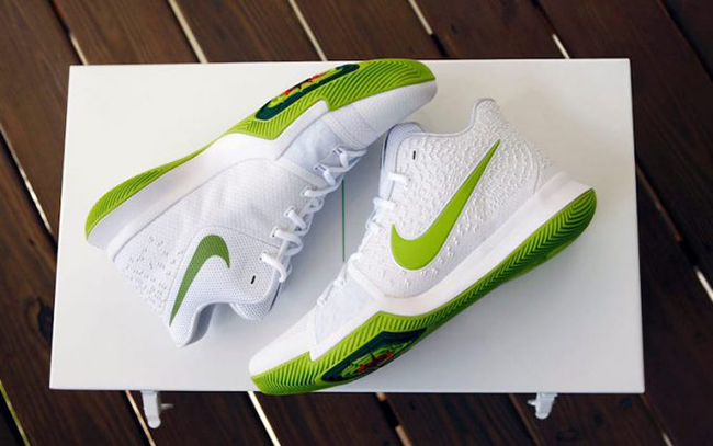 Take K.A.R.E. with Kyrie's Mountain Dew collaboration