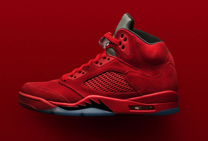 "The Air Jordan 5 ""Flight Suit"" will release for the entire family"