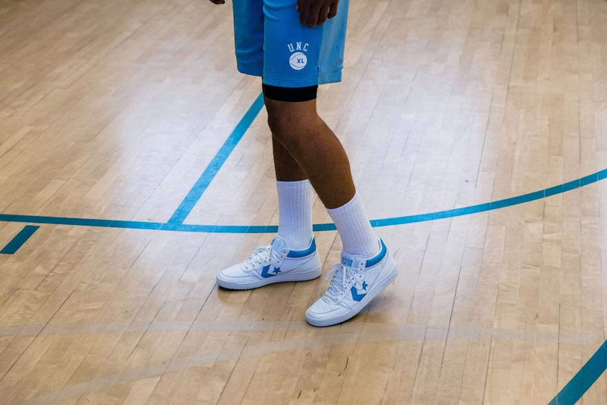 Jordan are releasing Mike's college shorts from Space Jam