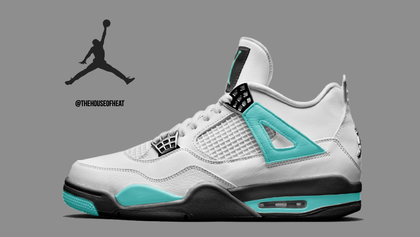 "Today's Concept : Air Jordan 4 ""Atmos"""