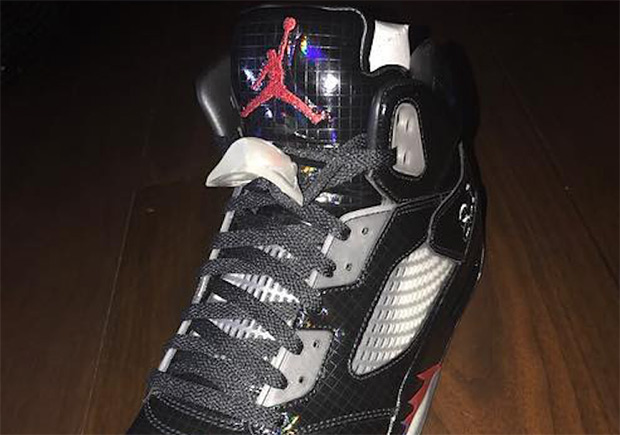 Marky Mark gives us a better look at his Transformers PE