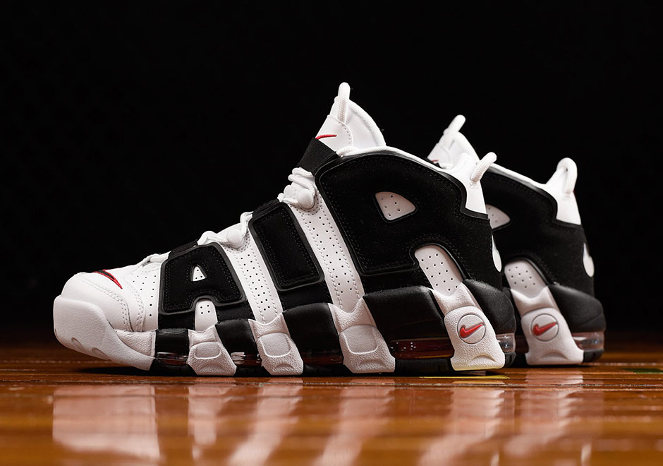 Nike finally recognizes Pippen's association to the More Uptempo