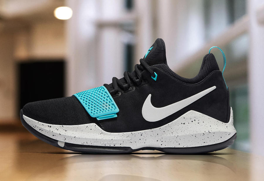 This next colorway for the PG1 is fire
