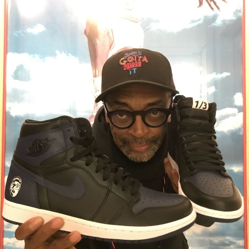 Spike Lee drops a Quickstrike release tomorrow