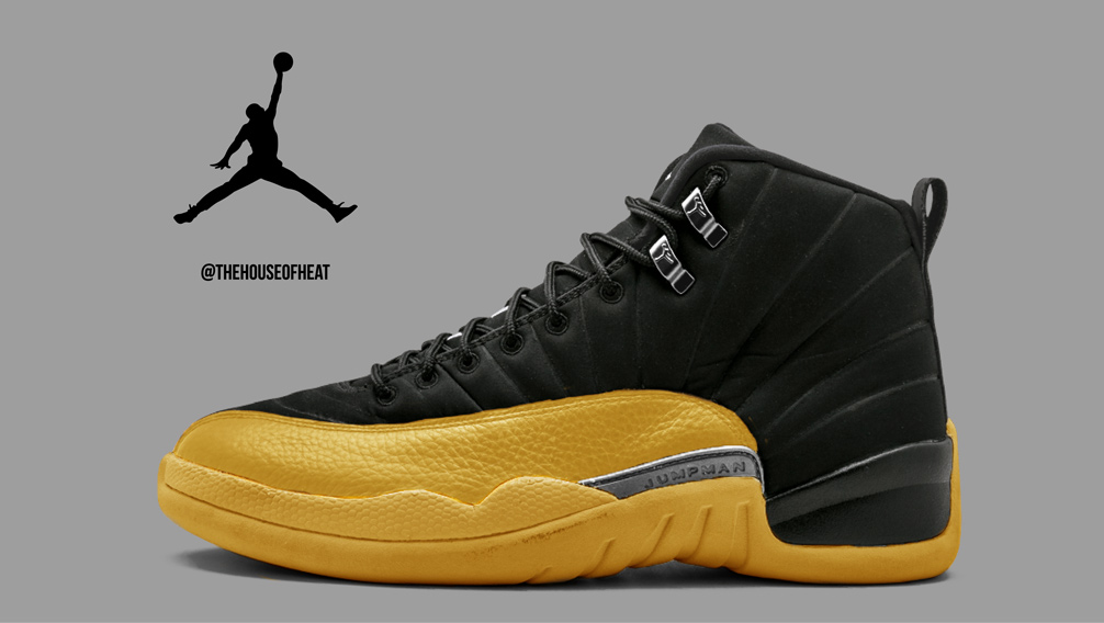 "Today's Concept : Air Jordan 12 ""Thunder"""