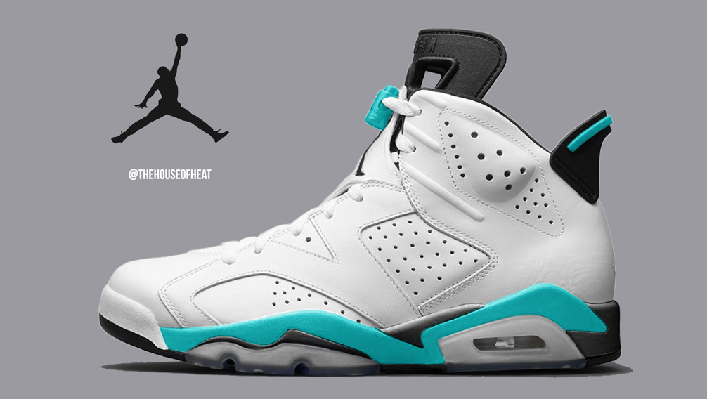 "Today's Concept : Air Jordan 6 ""Atmos"""