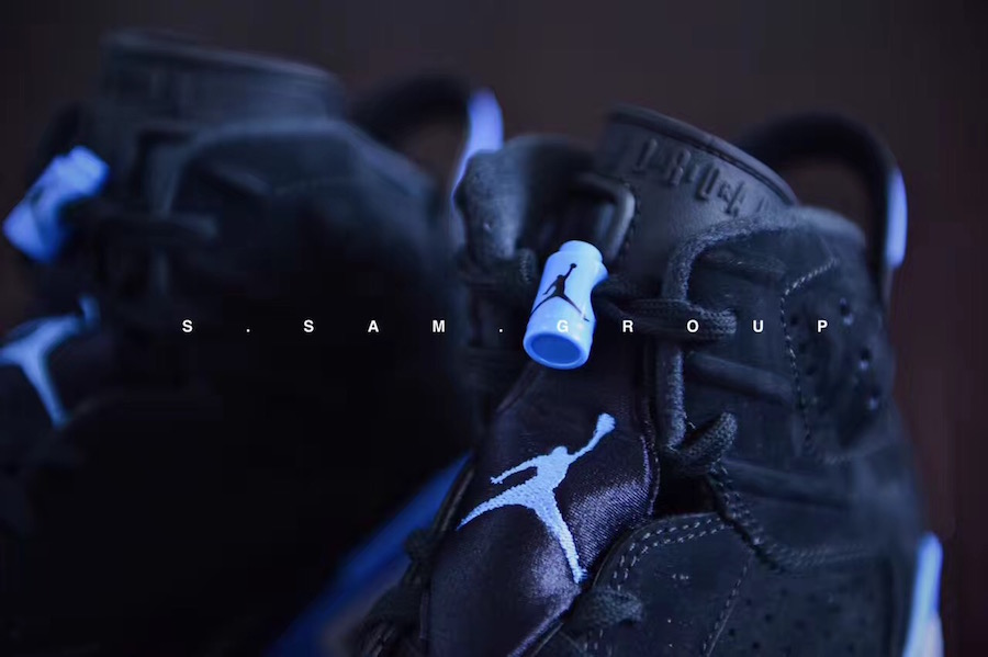 "Another Look at the Air Jordan 6 ""UNC"""