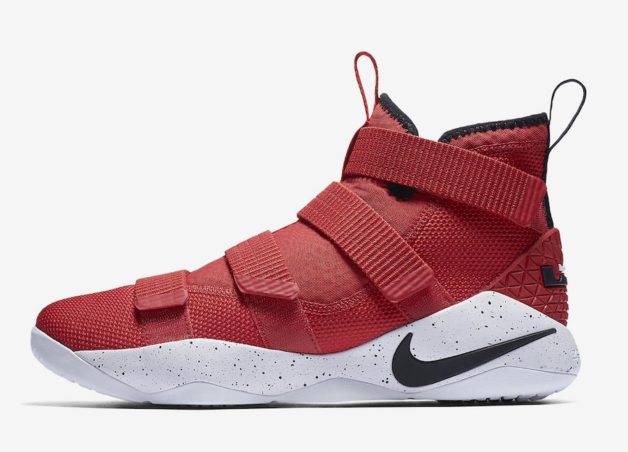 The latest Soldier 11 reminds me of a LeBron 12
