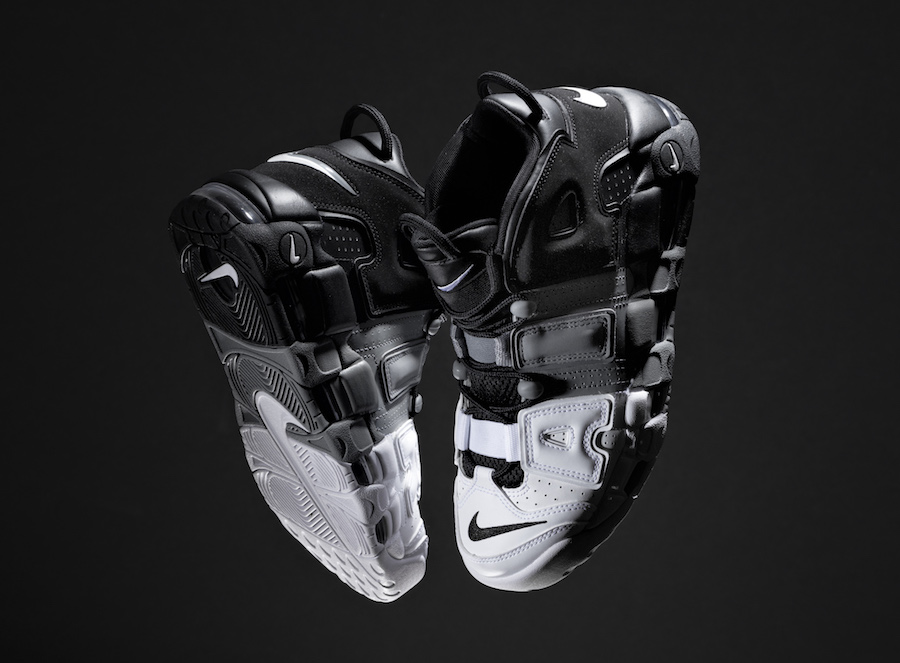 huge discount f1e00 89fd3 A Three-Tone Nike Air More Uptempo is on the way