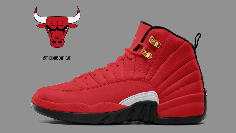 super popular 7e905 ffbb4 Today's Concept : Air Jordan 12