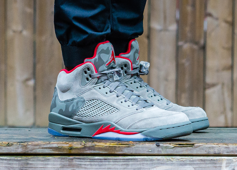 A look ahead at the next Jordan 5 release
