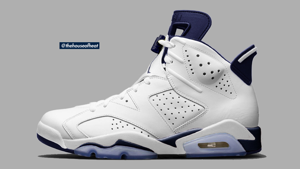 "Today's Concept : Air Jordan 6 ""Midnight Navy 2.0"""