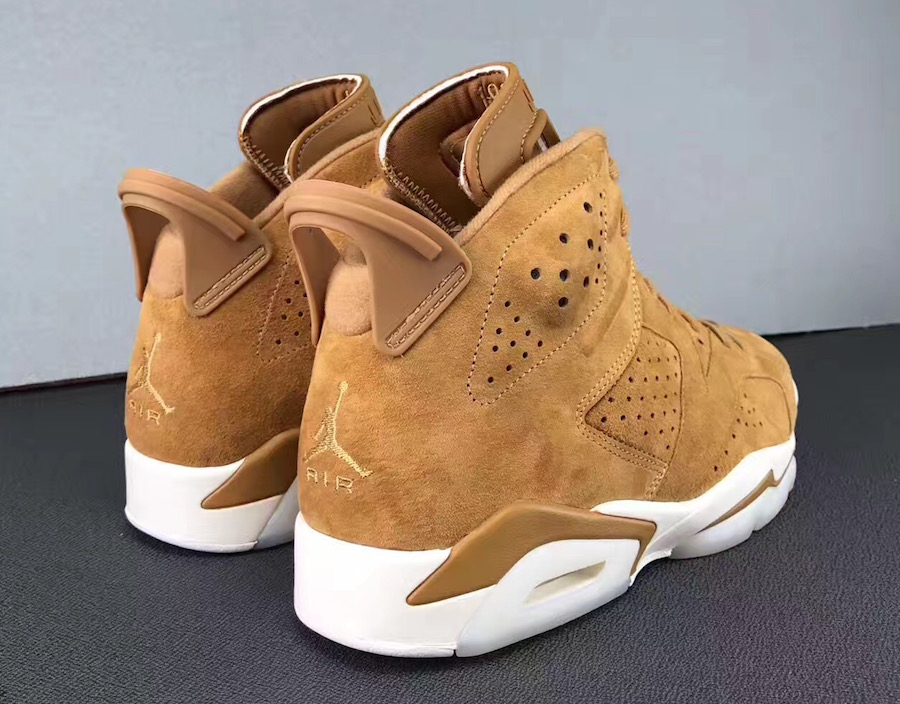 "buy online c9add dcc2c Three ""Wheat"" Air Jordans are dropping for Cyber Monday"