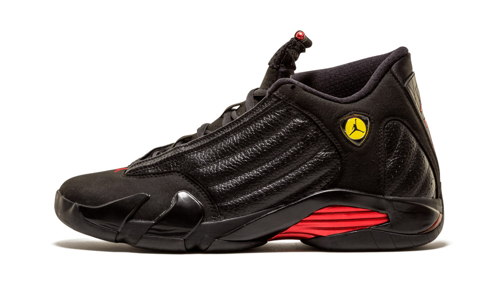 "A release date has been confirmed for the ""Last Shot"" Jordan 14"