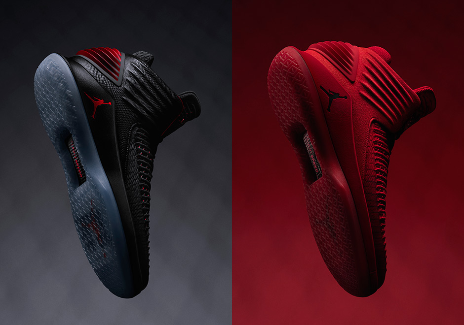 Jordan unveil the Air Jordan XXXII