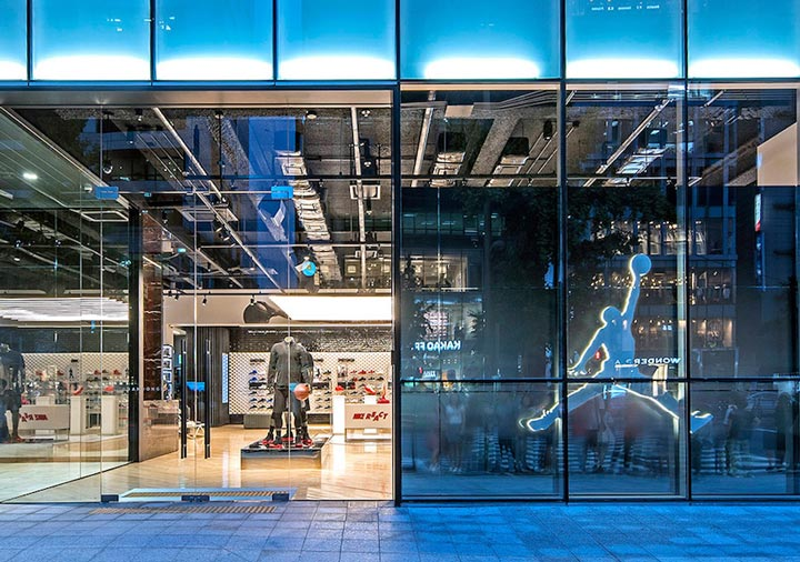 Check out Korea's first Jordan Store