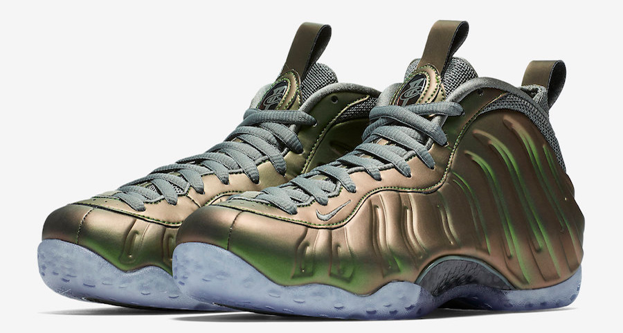 The first womens only Foamposite misses the mark