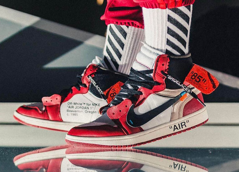 Here's how you can get your hands on the Off-White collection