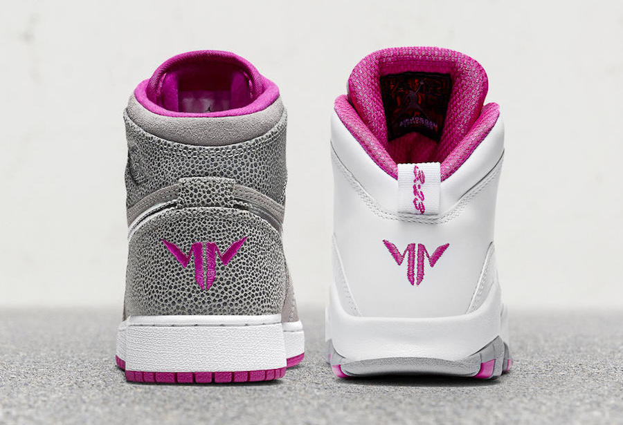 Maya Moore's Jordan pack releases on September 30