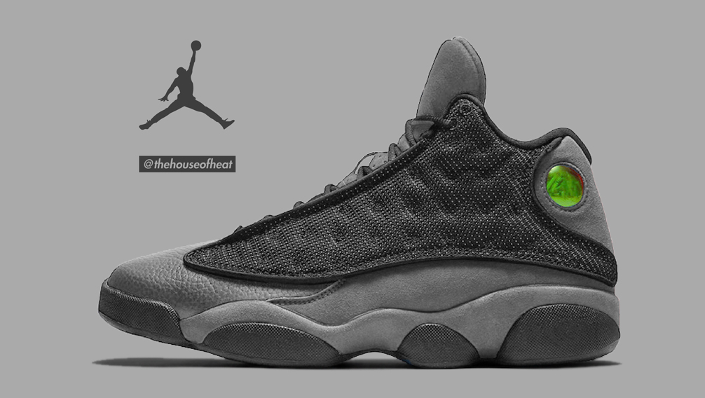 "Today's Concept : Air Jordan 13 ""Wolf Grey"""