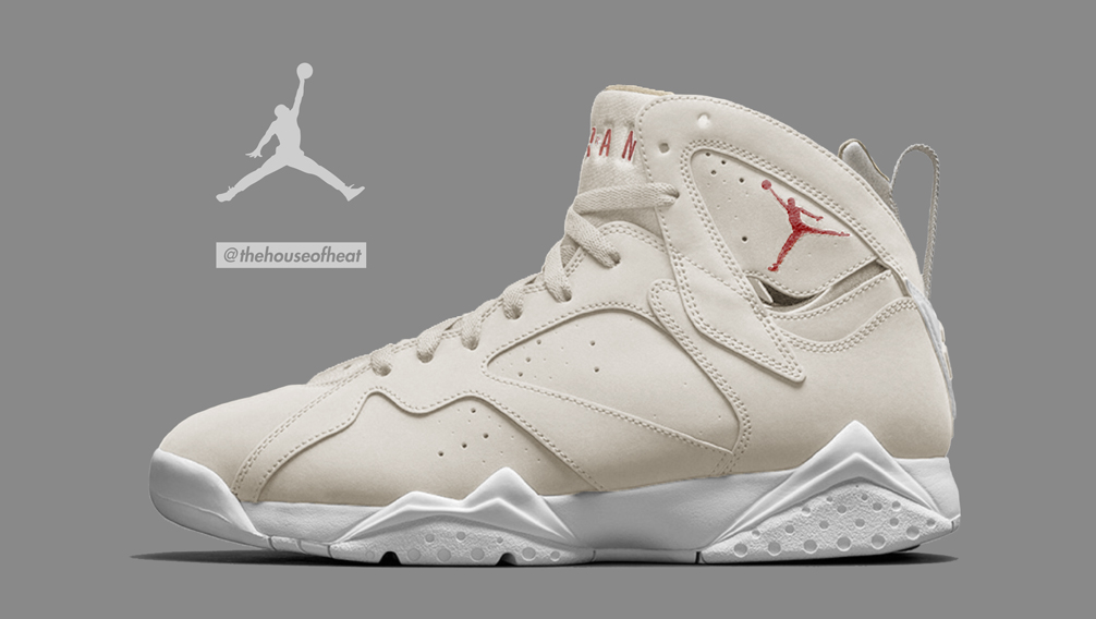 "Today's Concept : Air Jordan 7 ""Cream of the Crop"""
