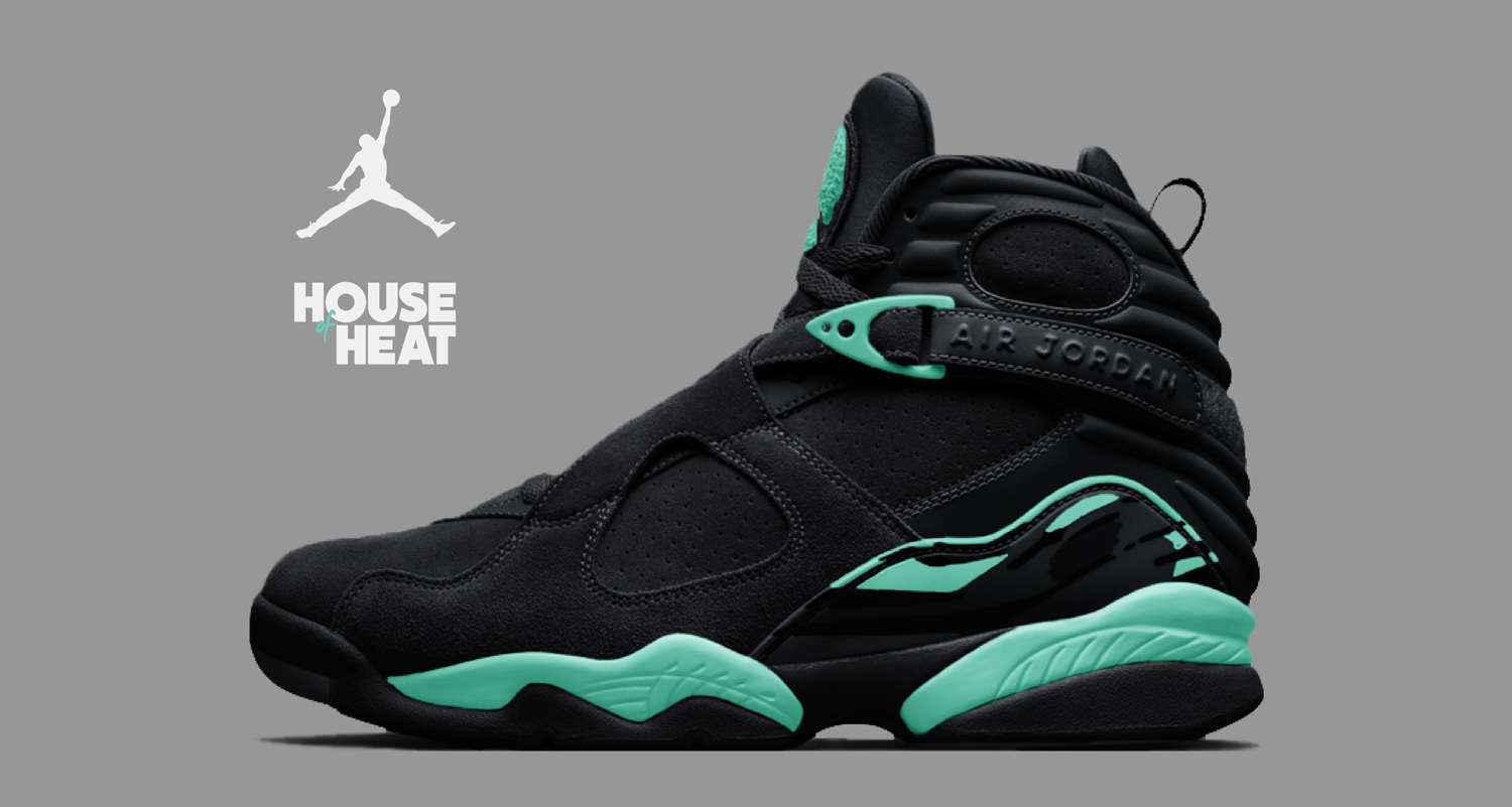 "The Concept Lab : Air Jordan 8 ""Green Glow"""