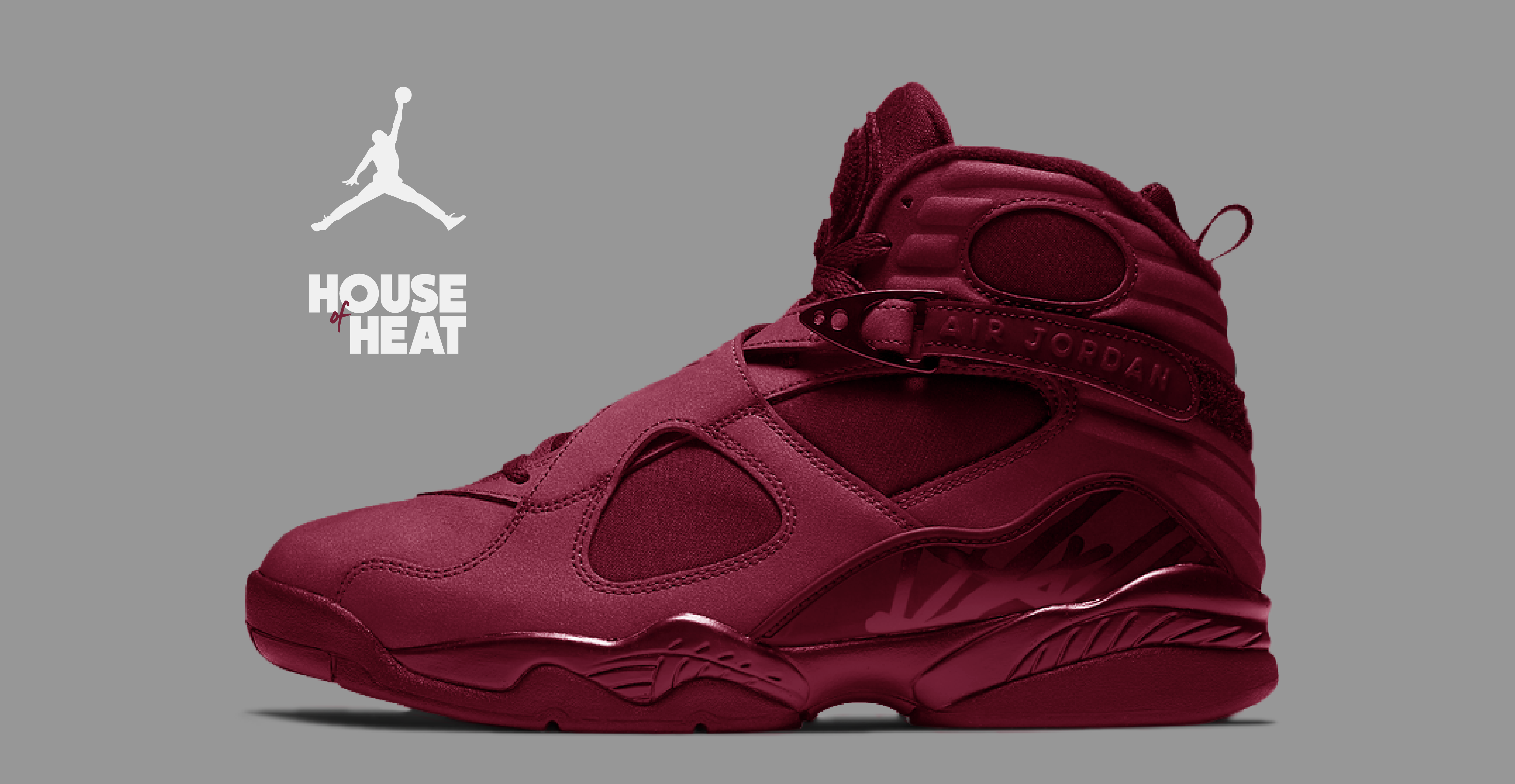 "The Concept Lab : Air Jordan 8 ""Wine"""
