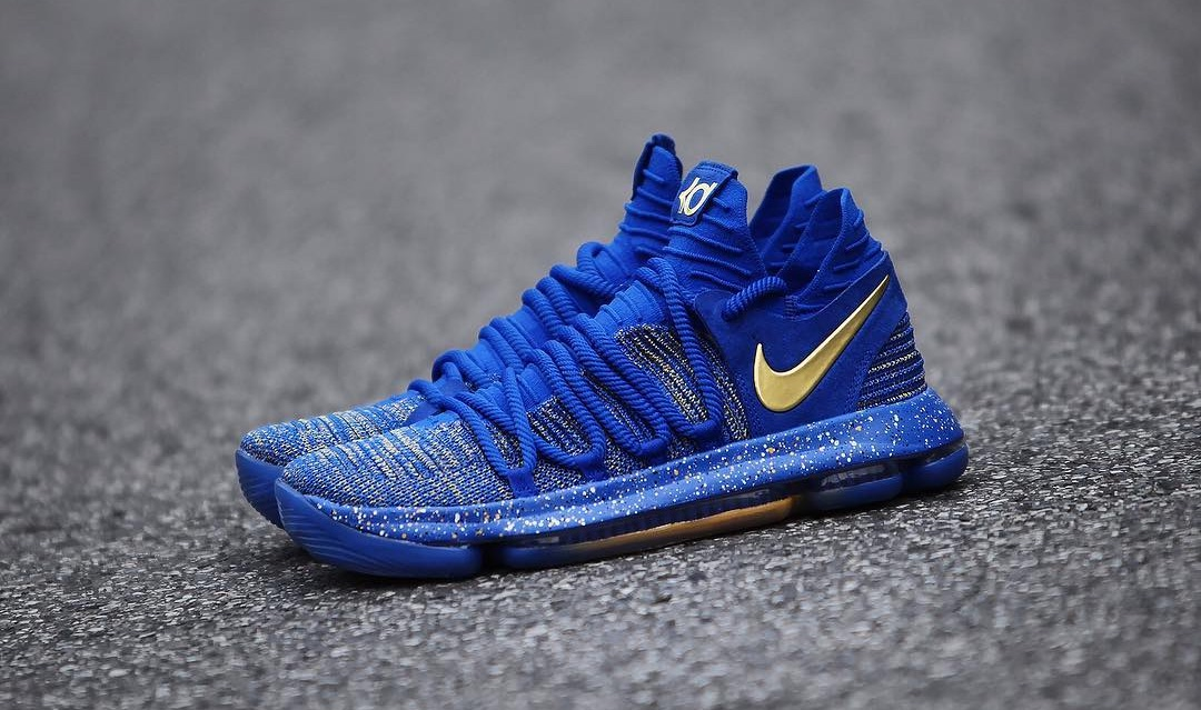 separation shoes 0de5b 38375 Nike, KD hit back at the haters with his Finals PE release ...