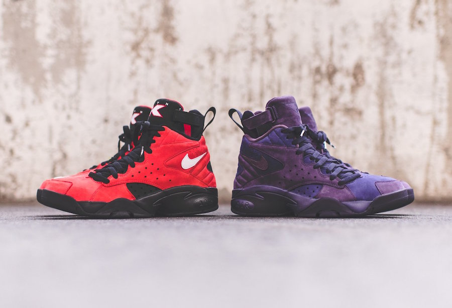 Ronnie Fieg's Air Maestros drop tomorrow