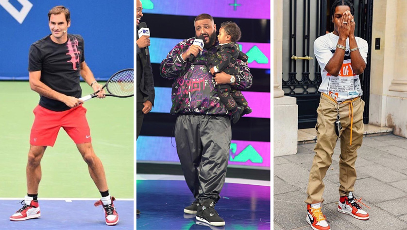 2c0a3c94692529 Who Wore What    This Week in Celebrity Sneaks - HOUSE OF HEAT ...
